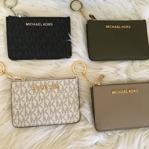 Michael Kors coinpouch with ID holder